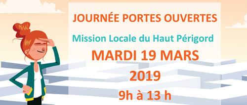 Journ e portes ouvertes la mission locale du haut p rigord - Mission locale portes de provence ...