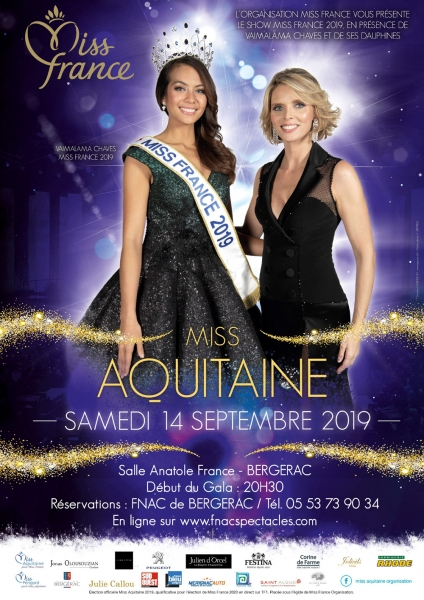 Miss_France_Aquitaine_2019