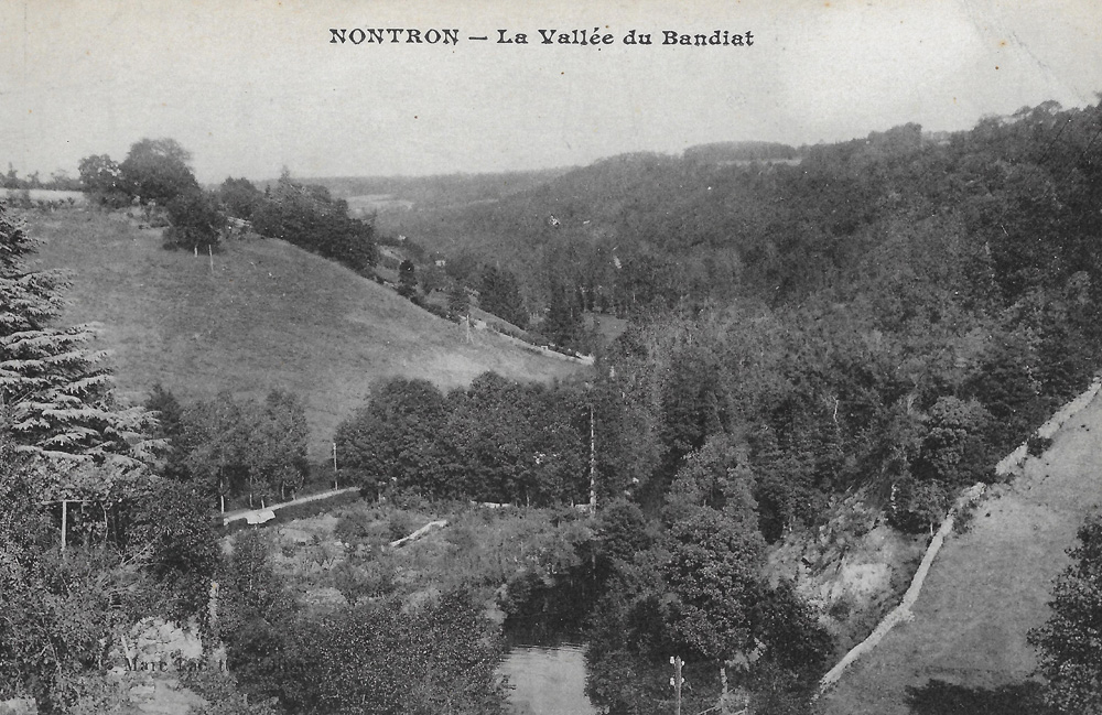 La vallée du Bandiat